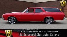 Chevrolet Nomad 1972