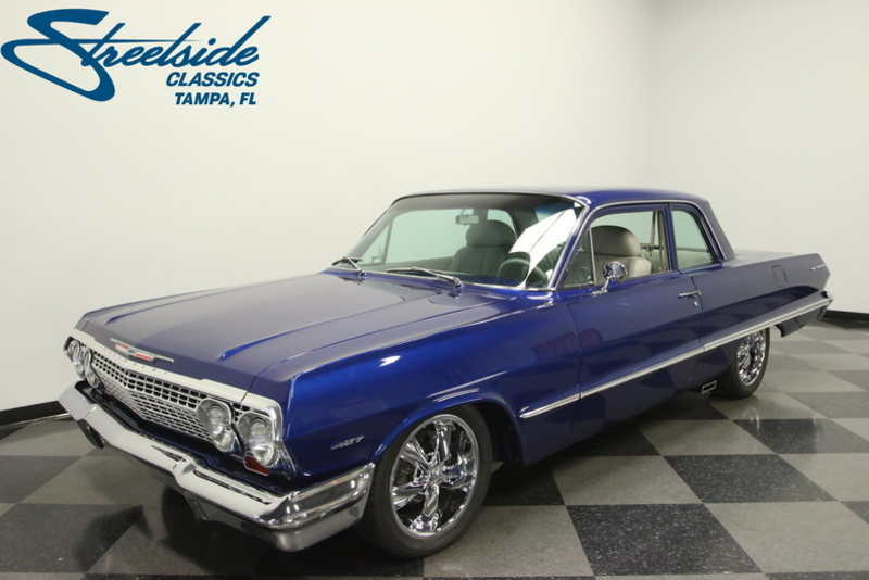 1963 Chevrolet Bel Air is listed zu verkaufen on ClassicDigest in Tampa,  Florida by Streetside Classics - Tampa for $41995
