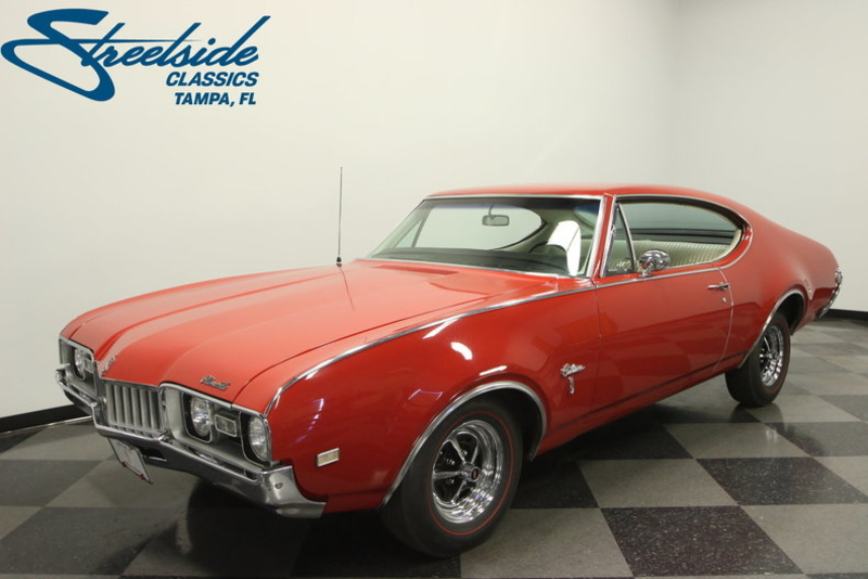 1968 Oldsmobile Cutlass is listed For sale on ClassicDigest in Tampa,  Florida by Streetside Classics - Tampa for $19995