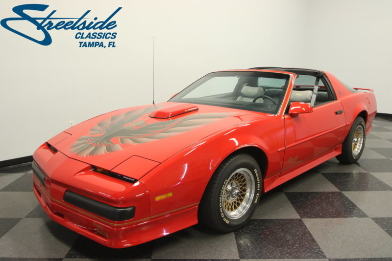 1990 pontiac firebird is listed for sale on classicdigest in tampa
