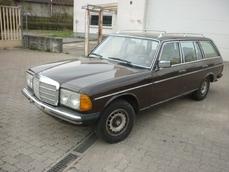 Mercedes-Benz 240 w123 1980