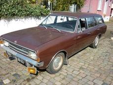 Opel Rekord 1970