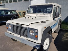 Land Rover Series III 1986
