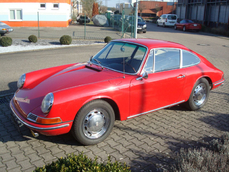 Porsche 911 SWB 1965