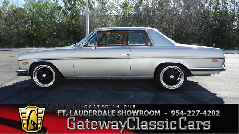 1973 Mercedes-Benz 280C/CE w114 is listed For sale on ClassicDigest in  Coral Springs by Gateway Classic Cars - Ft  Lauderdale for $14500