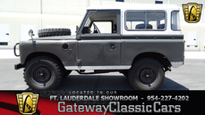Land Rover Series III 1983