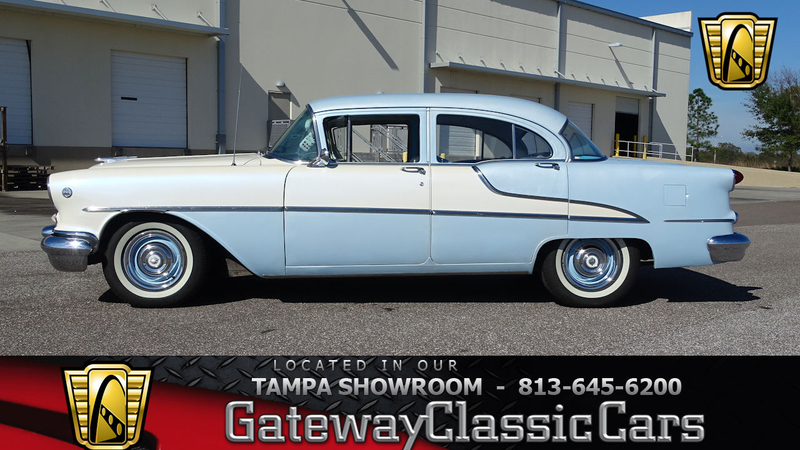 1955 Oldsmobile Super is listed Sold on ClassicDigest in