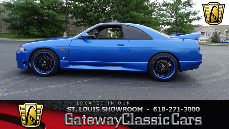 1996 Nissan Skyline is listed Sold on ClassicDigest in OFallon by ...
