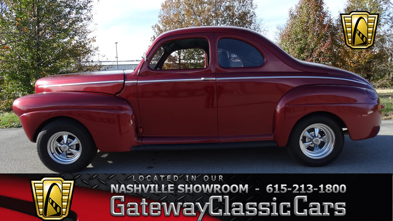 1941 Ford Coupe Is Listed Verkauft On Classicdigest In La Vergne