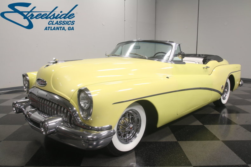 1953 Buick Skylark is listed For sale on ClassicDigest in Atlanta, Georgia  by Streetside Classics - Atlanta for $99995