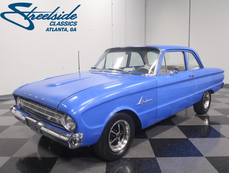 1961 Ford Falcon is listed For sale on ClassicDigest in Atlanta, Georgia by  Streetside Classics - Atlanta for $12995