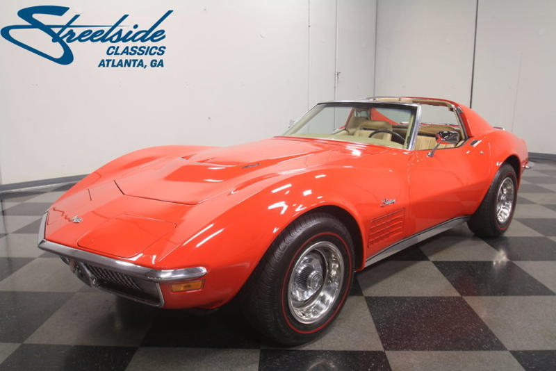 1970 Chevrolet Corvette is listed Sold on ClassicDigest in