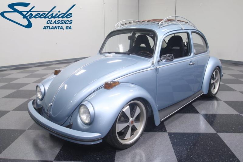 1973 Volkswagen Beetle >> 1973 Volkswagen Beetle Typ1 Is Listed For Sale On Classicdigest In Atlanta Georgia By Streetside Classics Atlanta For 15995