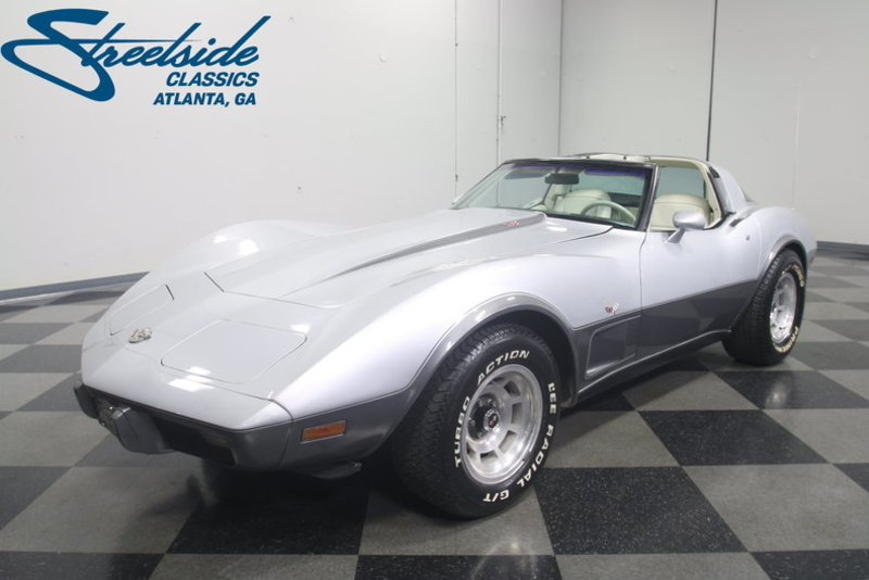1978 Chevrolet Corvette is listed For sale on ClassicDigest in Atlanta,  Georgia by Streetside Classics - Atlanta for $11995