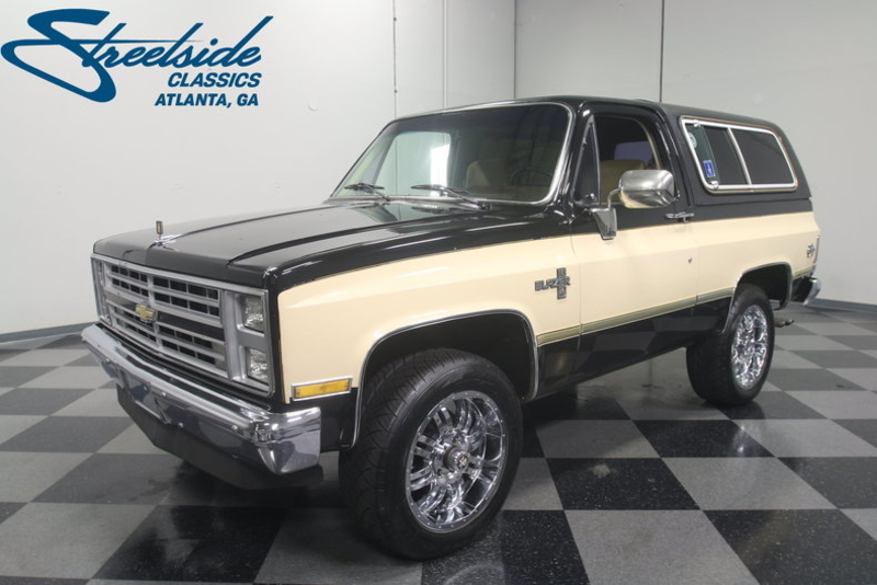 1985 Chevrolet K5 is listed For sale on ClassicDigest in Atlanta, Georgia  by Streetside Classics - Atlanta for $21995