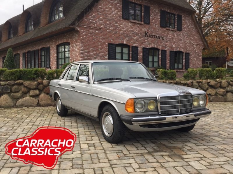 1982 Mercedes Benz 300d W123 Is Listed For Sale On Classicdigest In