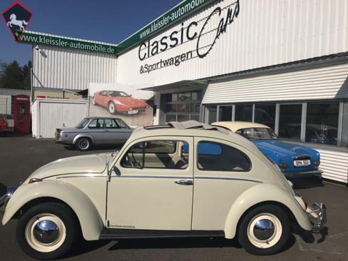 Volkswagen Käfer Typ1 1962