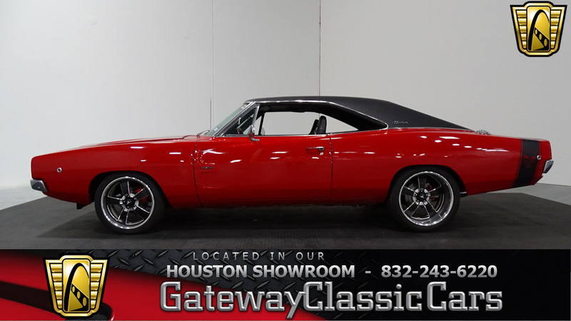 1968 Dodge Charger Is Listed Sold On Classicdigest In Houston By