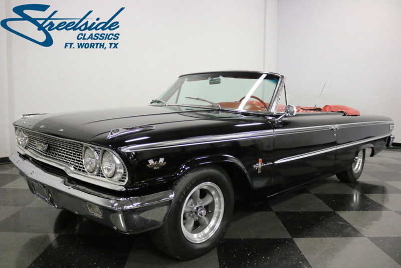 1963 Ford Galaxie is listed Sold on ClassicDigest in Fort