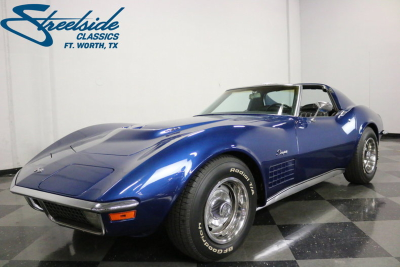 1971 Chevrolet Corvette is listed Sold on ClassicDigest in
