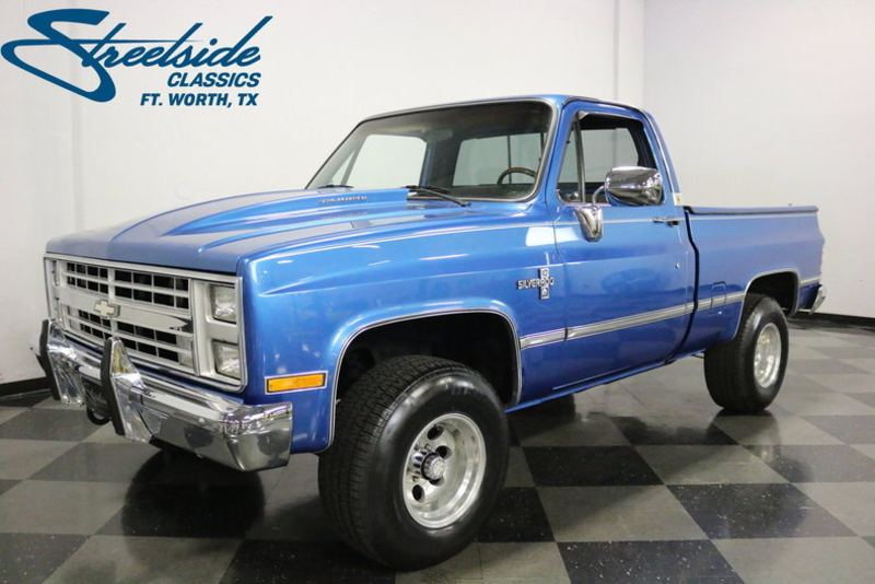 1985 Chevrolet K-10 is listed Till salu on ClassicDigest in Dallas / Fort  Worth, Texas by Streetside Classics - Dallas/Fort Worth for $19995