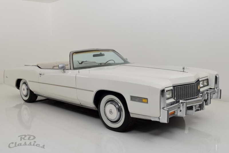 1976 Cadillac Eldorado Is Listed For Sale On Classicdigest In