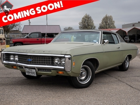 1969 Chevrolet Impala Is Listed Verkauft On Classicdigest In Fenton St Louis By For 18900 Classicdigest Com