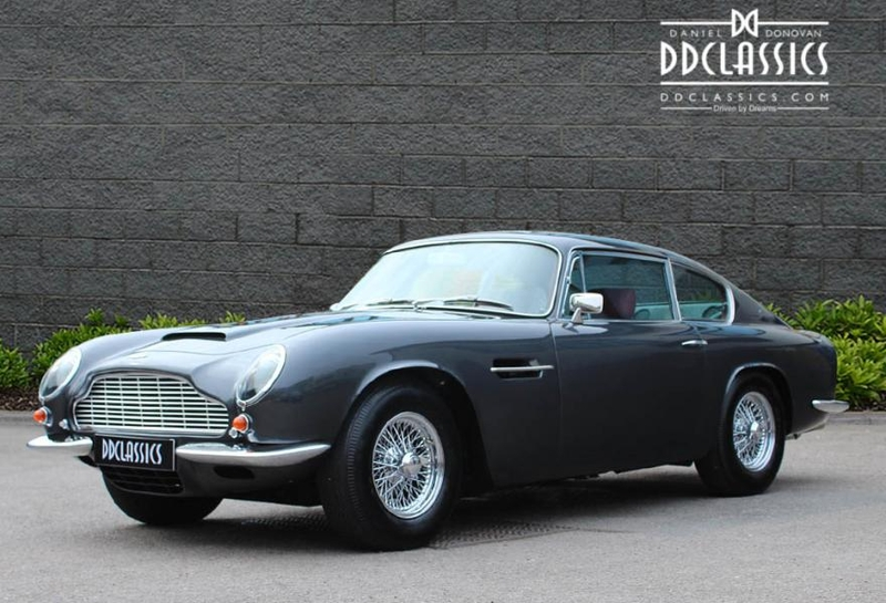 Aston Martin DB Is Listed Sold On ClassicDigest In Surrey By - Aston martin 1970 for sale