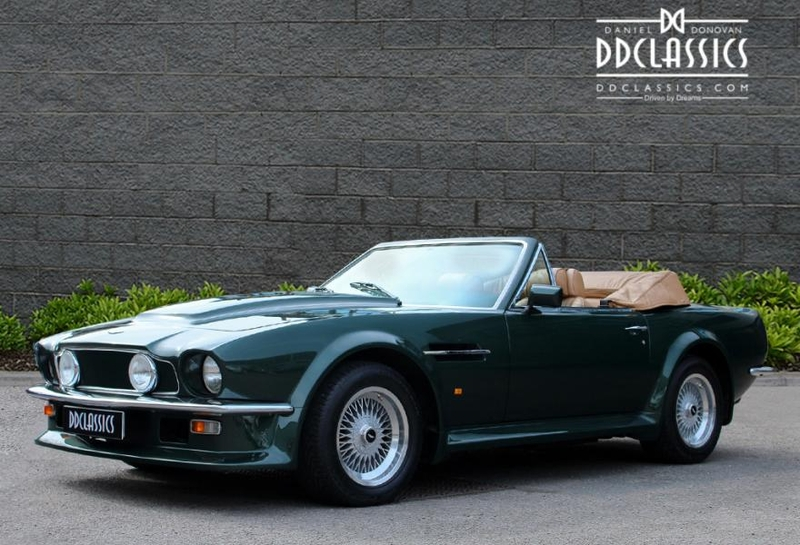 Aston Martin V Is Listed For Sale On ClassicDigest In Surrey - Aston martin v8 for sale
