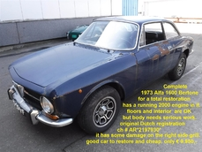 Alfa Romeo Other 1973