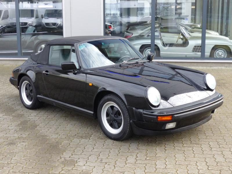 1988 porsche 911 is listed sold on classicdigest in lise meitner str 2de 25746 heide holstein by. Black Bedroom Furniture Sets. Home Design Ideas