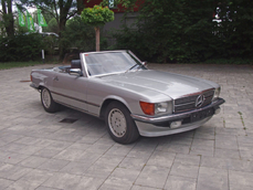 Mercedes-Benz 420SL w107 1985