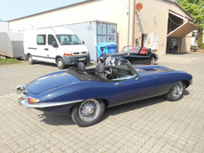 Jaguar E-type XKE 1963