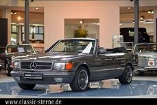 Mercedes-Benz 500 SEC w126 1984