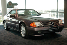 Mercedes-Benz 300SL r129 1991