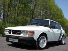Saab 99 1980
