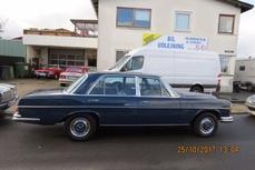 Mercedes-Benz 300SEL w109 1972