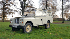 Land Rover Series III 1979
