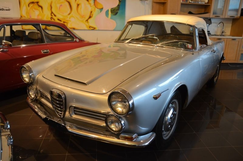 Alfa Romeo Spider Is Listed For Sale On ClassicDigest In - Alfa romeo spider hardtop for sale