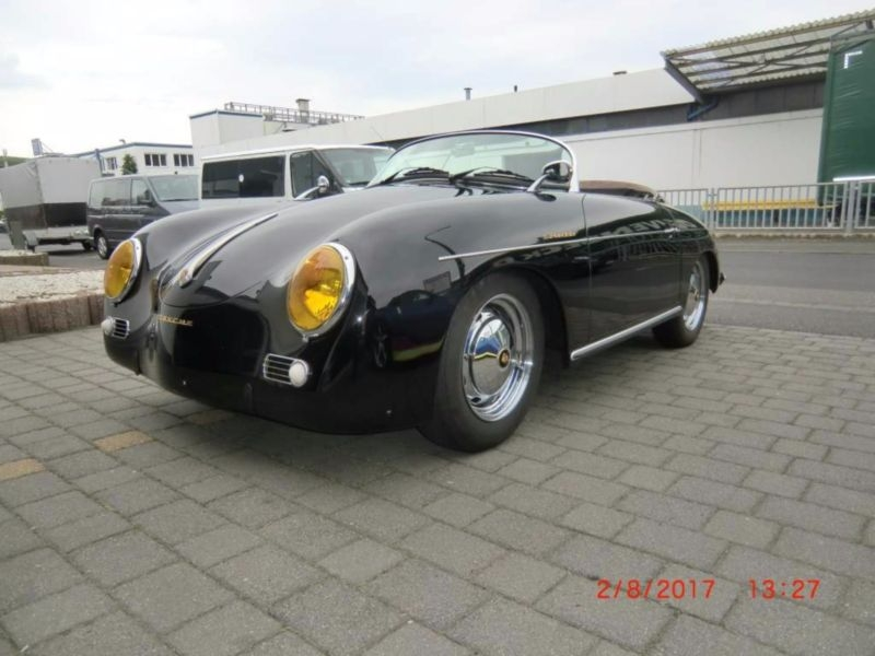 1969 Porsche 356 Speedster Replica Is Listed For Sale On