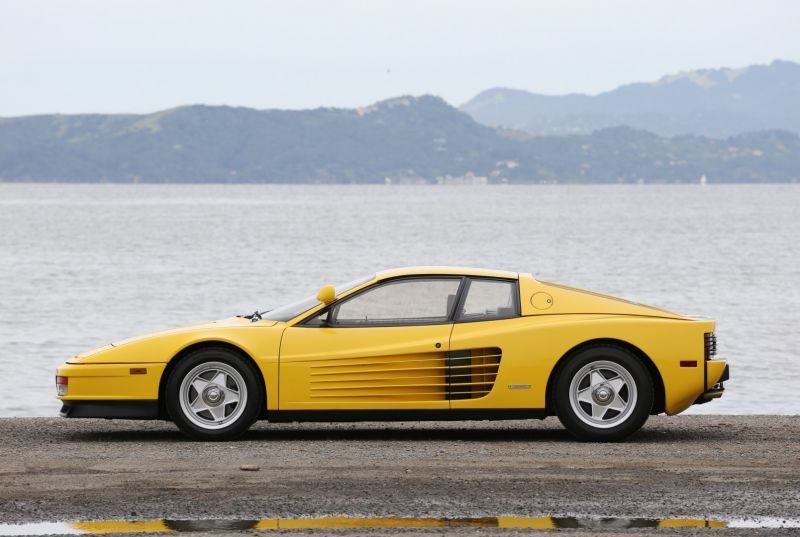 1986 Ferrari Testarossa Is Listed Verkauft On Classicdigest In Emeryville By Fantasy Junction For 119500 Classicdigest Com