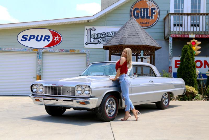 1964 Chevrolet Impala Is Listed Zu Verkaufen On Classicdigest In