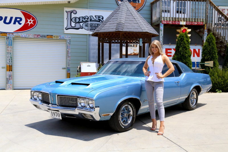 1970 Oldsmobile Cutlass is listed Såld on ClassicDigest in