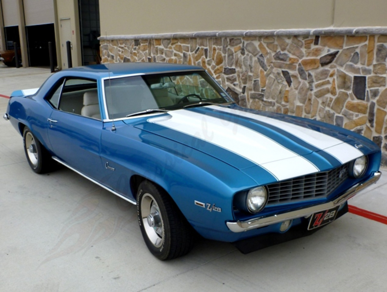1969 Chevrolet Camaro Is Listed Sld On Classicdigest In Arlington