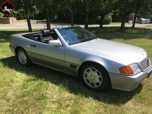 Mercedes-Benz 300SL r129 1994