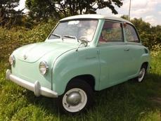 Goggomobil T300/400 1965