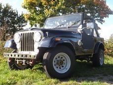 Jeep CJ6 1981
