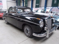 Mercedes-Benz 220S/SE Coupé Ponton 1960