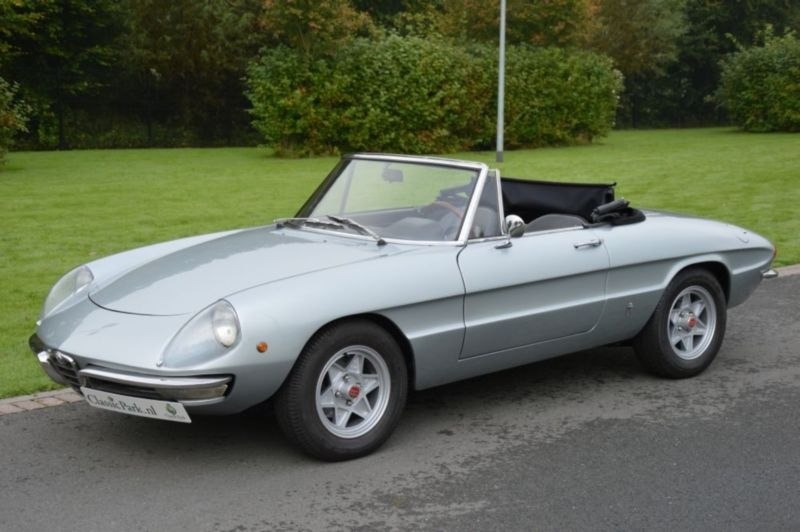 [GJFJ_338]  1969 Alfa Romeo Spider Duetto is listed For sale on ClassicDigest in  Koppenhoefstraat 14NL-5283 VK Boxtel by Classic Park B.V. for €39900. -  ClassicDigest.com | Alfa Romeo Spider Duetto |  | Classic Digest