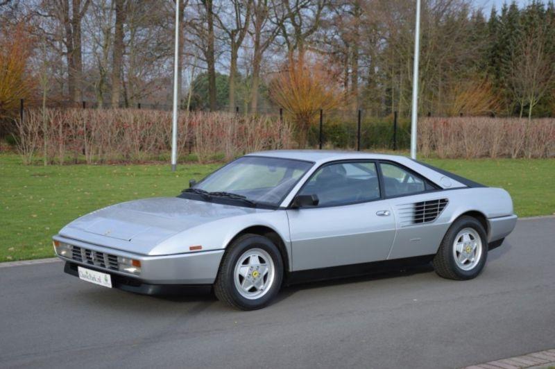 1985 Ferrari Mondial Is Listed Zu Verkaufen On Classicdigest In Koppenhoefstraat 14nl 5283 Vk Boxtel By Classic Park B V For 45900 Classicdigest Com